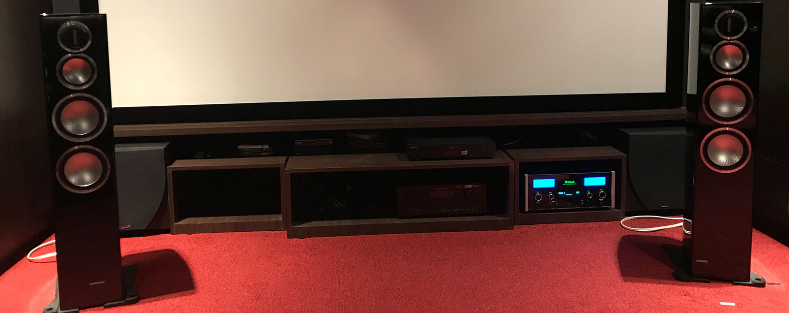 Home Theatre Audio Systems in Mumbai